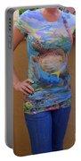 Jupiter Performance Ladies Shirt Portable Battery Charger
