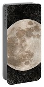 Just A Little Ole Super Moon Portable Battery Charger