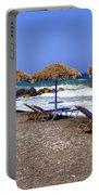 Kamari - Santorini Portable Battery Charger