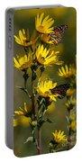 Kansas Monarchs Portable Battery Charger
