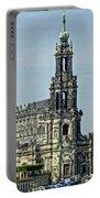 Katholische Hofkirche - Dresden Portable Battery Charger