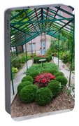 Kentlands Greenhouse Portable Battery Charger