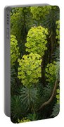 Kew Gardens Green Plants Portable Battery Charger