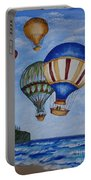 Kid's Art- Balloon Ride Portable Battery Charger