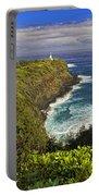 Kilauea Lighthouse Hawaii Portable Battery Charger