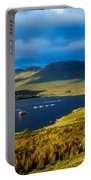 Killary Harbour, Co Galway, Ireland Portable Battery Charger