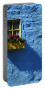 Kinsale, Co Cork, Ireland Cottage Window Portable Battery Charger
