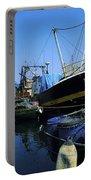 Kinsale, Co Cork, Ireland Fishing Boats Portable Battery Charger