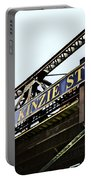 Kinzie Street Stop - Chicago Portable Battery Charger