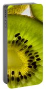 Kiwi Fruit Macro 5 Portable Battery Charger