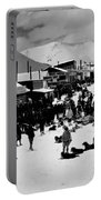 Klondike Street Scene Portable Battery Charger
