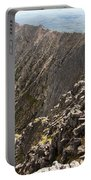 Knife Edge Mount Katahdin Baxter State Park Portable Battery Charger