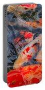 Koi Pond II Portable Battery Charger