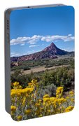 Kolob Terrace Afternoon Portable Battery Charger