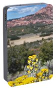 Kolob Terrace Red Buttes Portable Battery Charger