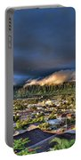 Koolau Mountains With Lighttrack App Portable Battery Charger