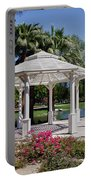 La Quinta Park Gazebo Portable Battery Charger