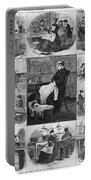 Labor: Women, 1868 Portable Battery Charger