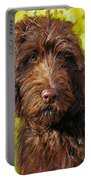 Labradoodle Portable Battery Charger