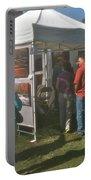Lac St Clair Artfair 2012 Portable Battery Charger