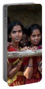 Ladies In Waiting Portable Battery Charger
