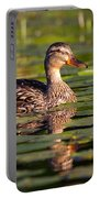 Lady Duck 1 Portable Battery Charger