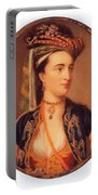 Lady Mary Wortley Montagu Portable Battery Charger