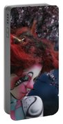 Lady Spring Silence Portable Battery Charger