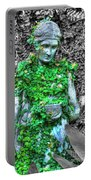 Lady Statue Portable Battery Charger