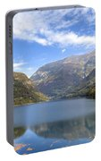 Lago Di Vogorno Portable Battery Charger