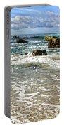 Laguna Beach Coast Portable Battery Charger
