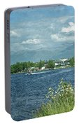 Lake Hood Anchorage Alaska Portable Battery Charger