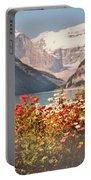Lake Louise Alberta Portable Battery Charger