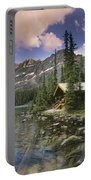 Lake Ohara Lodge Portable Battery Charger