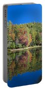 Lake Reflections Portable Battery Charger