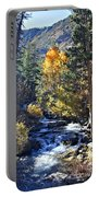 Lake Sabrina Creek Portable Battery Charger