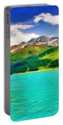 Lake Sils Portable Battery Charger