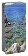 Lake Tahoe Shore Portable Battery Charger