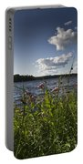 Lake View Portable Battery Charger