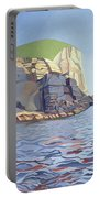 Land And Sea No I - Ramsey Island Portable Battery Charger