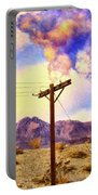 Land Line Portable Battery Charger