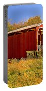 Landis Mill Covered Bridge Portable Battery Charger