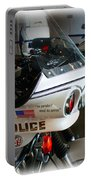 Lapd Motorcycle Portable Battery Charger
