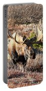 Large Bull Moose Portable Battery Charger