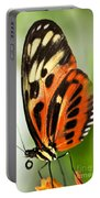 Large Tiger Butterfly Portable Battery Charger