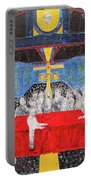 Last Supper The Reunion Portable Battery Charger
