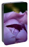 Lavender Morning Portable Battery Charger