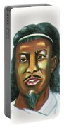 Le Negus Menelik II Portable Battery Charger