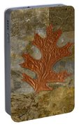 Leaf Life 01 -brown 01b2 Portable Battery Charger