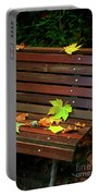 Leafs In Bench Portable Battery Charger